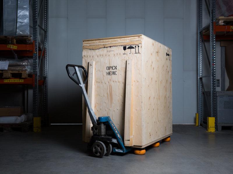 Logistik Verpackung