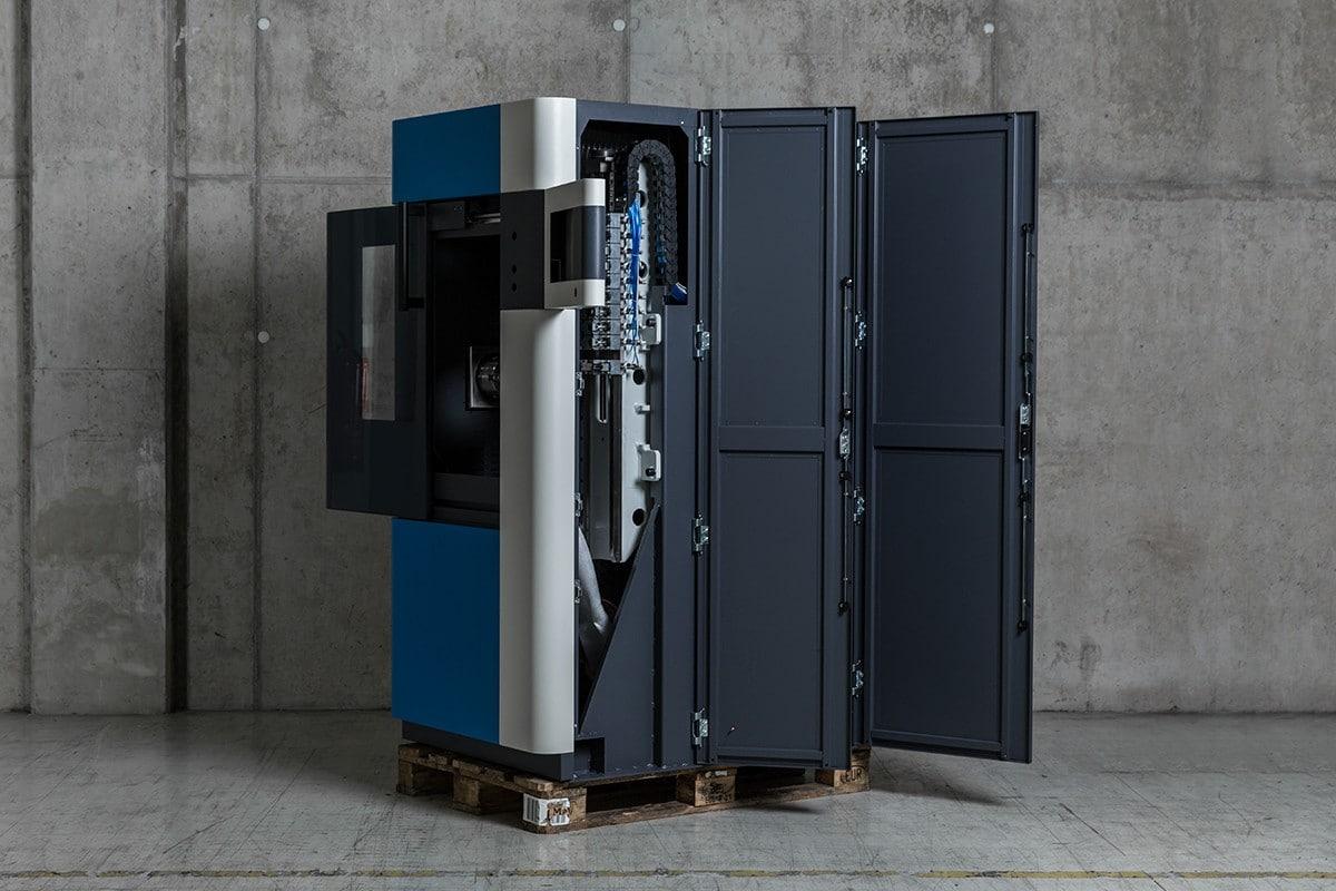 SKF – Spezialdrehmaschine für Dichtungsringe - SKF – Spezialdrehmaschine für Dichtungsringe