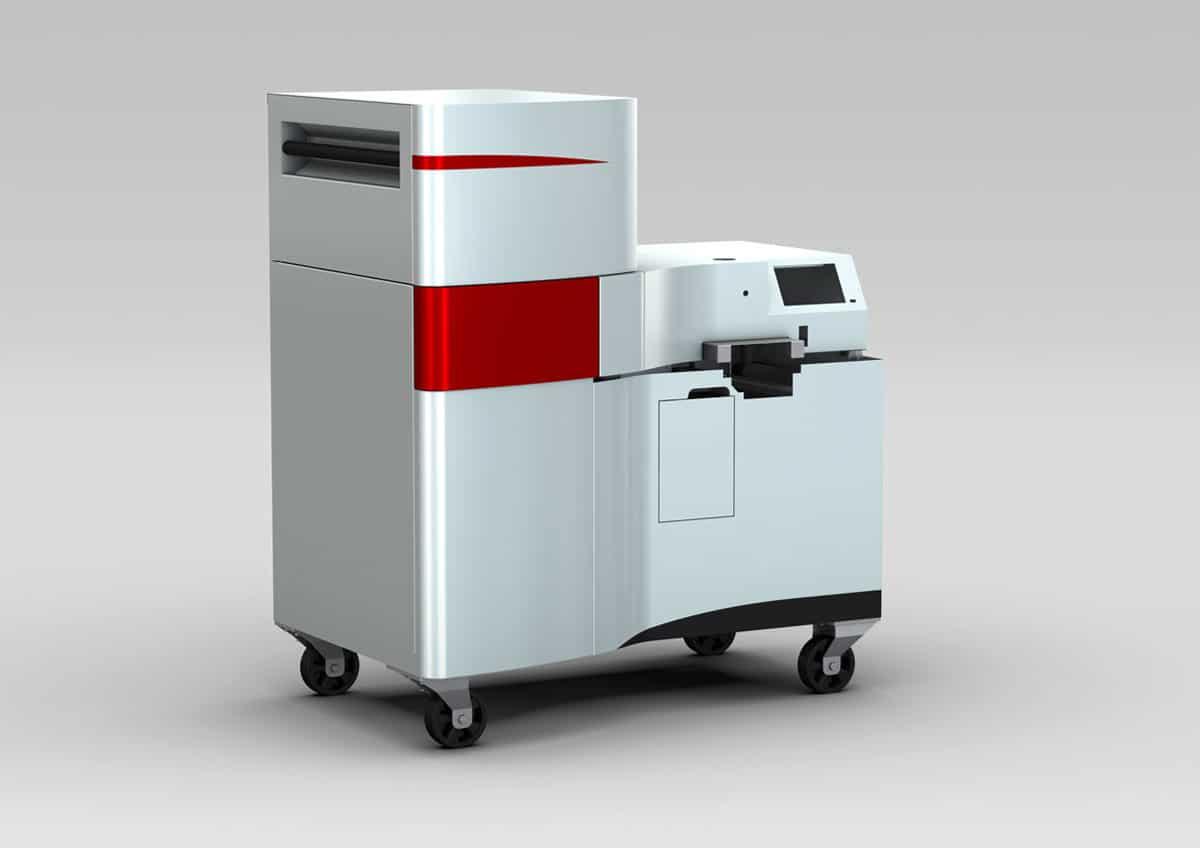 Analysegerät für den Laborbereich -