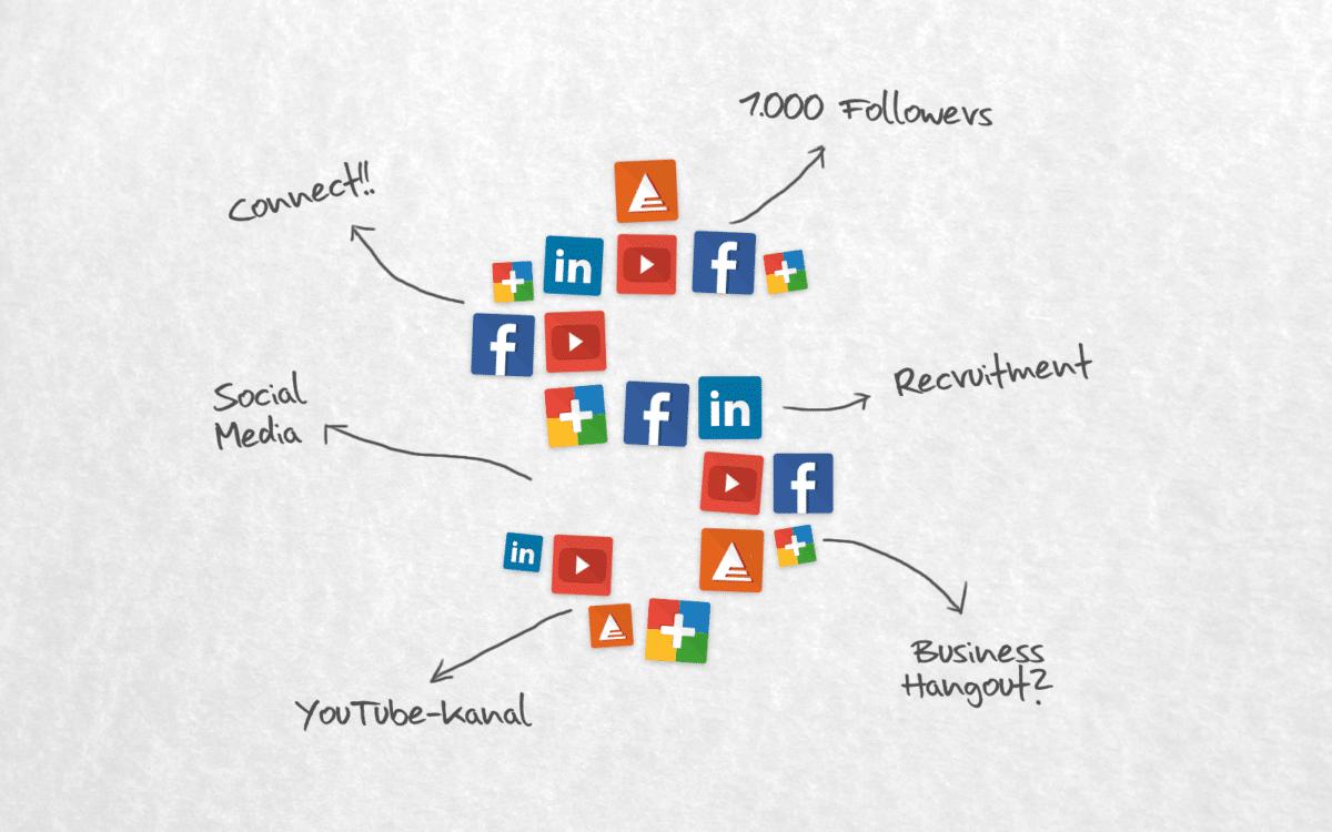Schinko Social Media - Schinko Social Media Icons