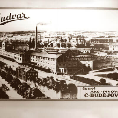 - Betriebsausflug zur Budweiser Brauerei