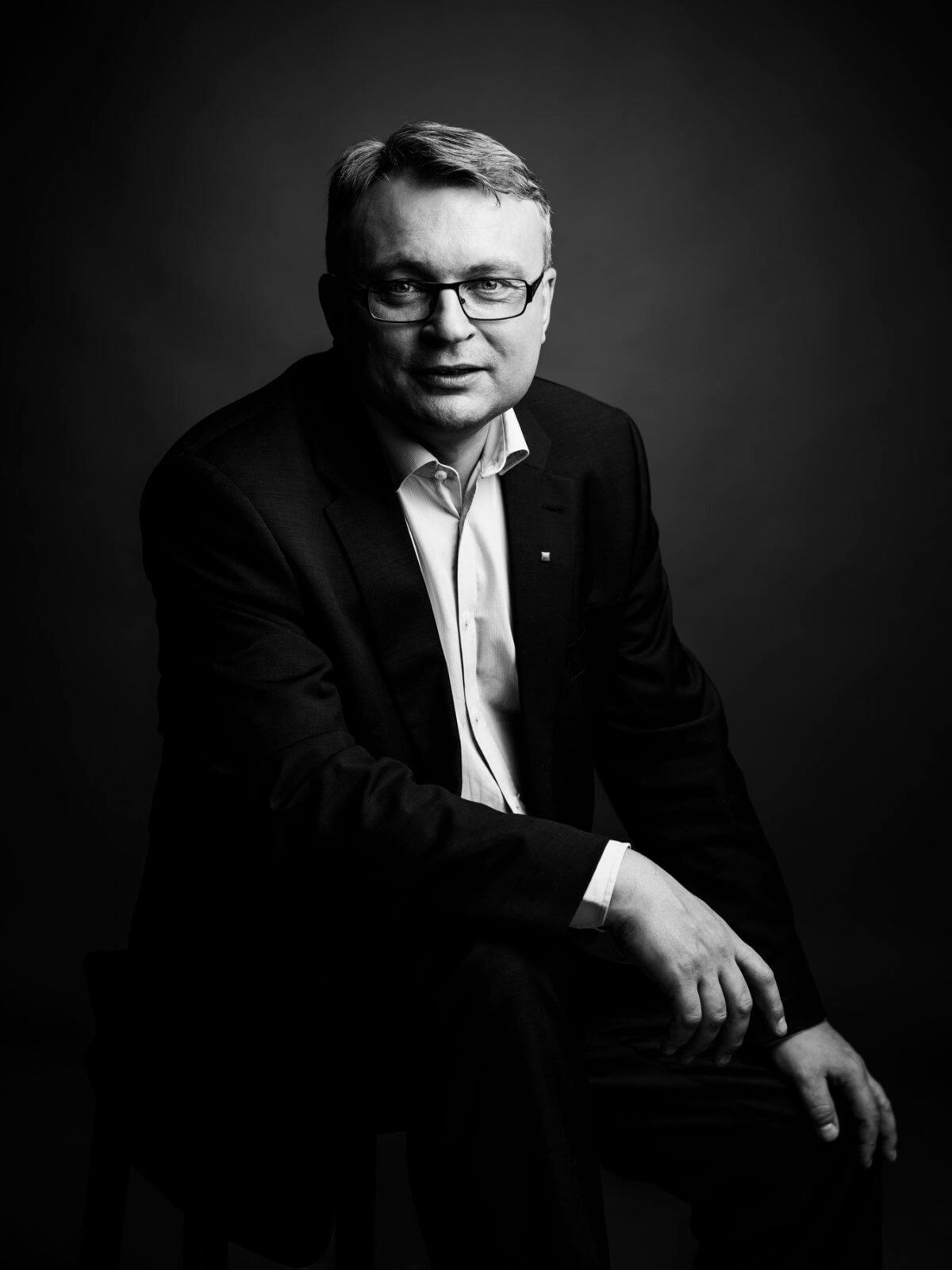 Gerhard Lengauer - Schinko-Geschäftsführer DI Gerhard Lengauer.