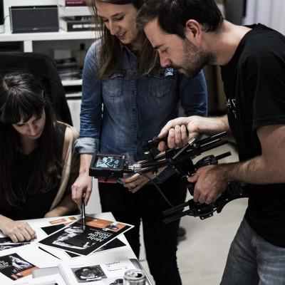 Making of - Mehr als die Hülle © Jürgen Grünwald - Hinter den Kulissen beim Fotoshooting für die Imagekampagne