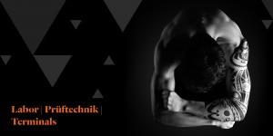 Imagebild Labor | Prüftechnik | Terminals – Mehr als die Hülle.