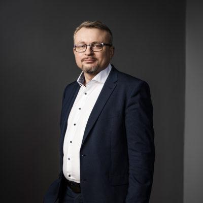 Dipl.-Ing. Gerhard Lengauer, Geschäftsführer