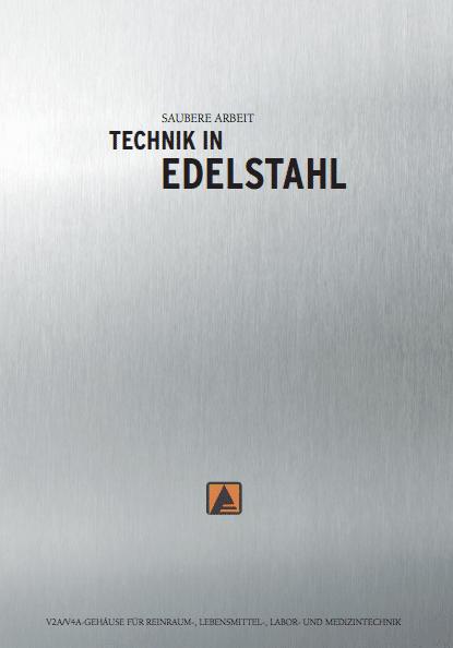 Titel Schinko Folder Edelstahl