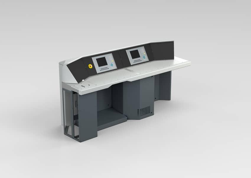 Leitstelle für den Fahrzeugbau - Leitstelle für den Fahrzeugbau in Leichtbau aus Kunststoff und Aluminium.