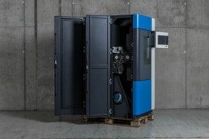 SKF – Spezialdrehmaschine für Dichtungsringe
