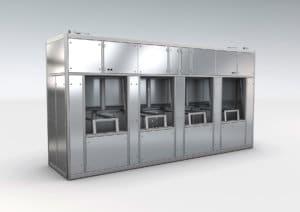 Wafer Produktionsanlage / Halbleiterfertigungsanlage