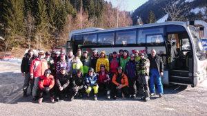 Schinko Skiausflug 2015