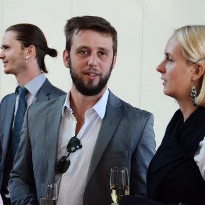 Schinko 25 Jahr Feier - Gäster auf der 25 Jahr Feier der Firma Schinko.