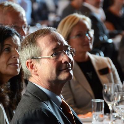 Schinko 25 Jahr Feier - Präsident der Wirtschaftskammer Österreich Dr. Christoph Leitl beim Festakt zur 25 Jahr Feier der Firma Schinko.