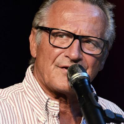 Schinko 25 Jahr Feier - Der Liedermacher, Poet, Schauspieler und Komponist Konstantin Wecker bei der 25 Jahr Feier der Firma Schinko.