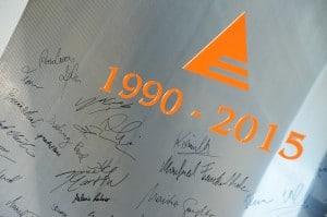 Schinko 25 Jahr Feier