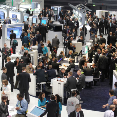 SPS IPC Drives 2015 - Messegeschehen