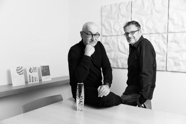 IDUKK Kittler und Kurz - Portrait IDUKK © Robert Maybach