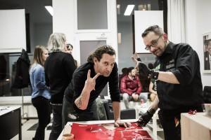 Making of - Mehr als die Hülle © Jürgen Grünwald