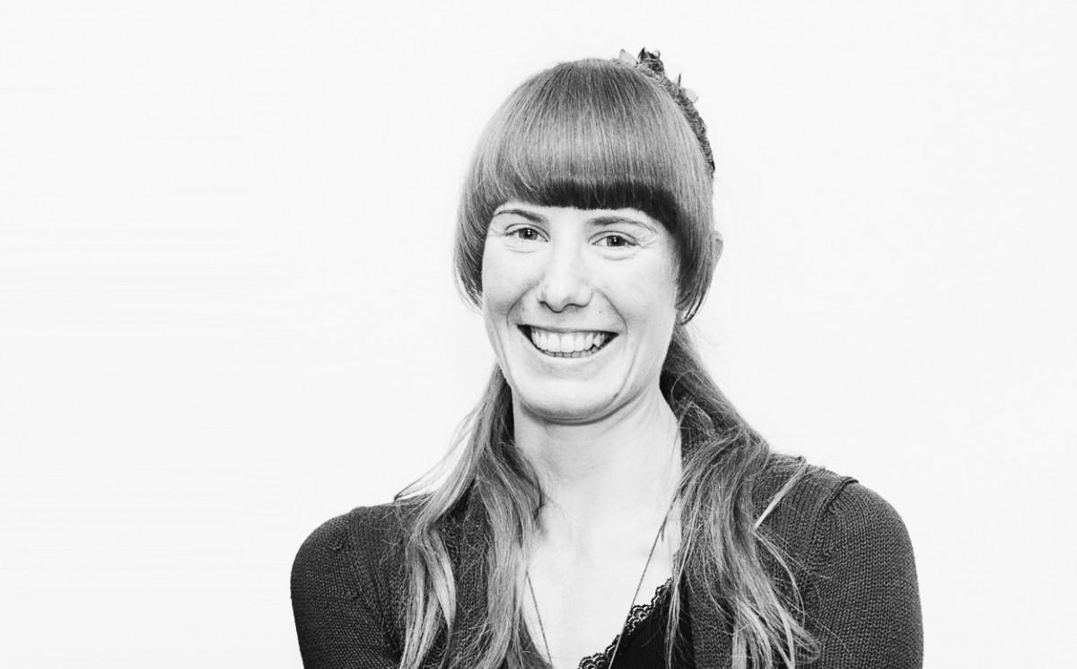 Potrait von Christine Brameshuber - Potrait von Industriedesignerin Christine Brameshuber