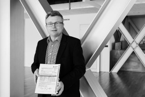GF Gerhard Lengauer mit Zertifizierung EN 45545