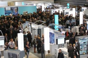 SPS IPC Drives 2015 in Nuernberg. Foto: Mesago/Frank Boxler