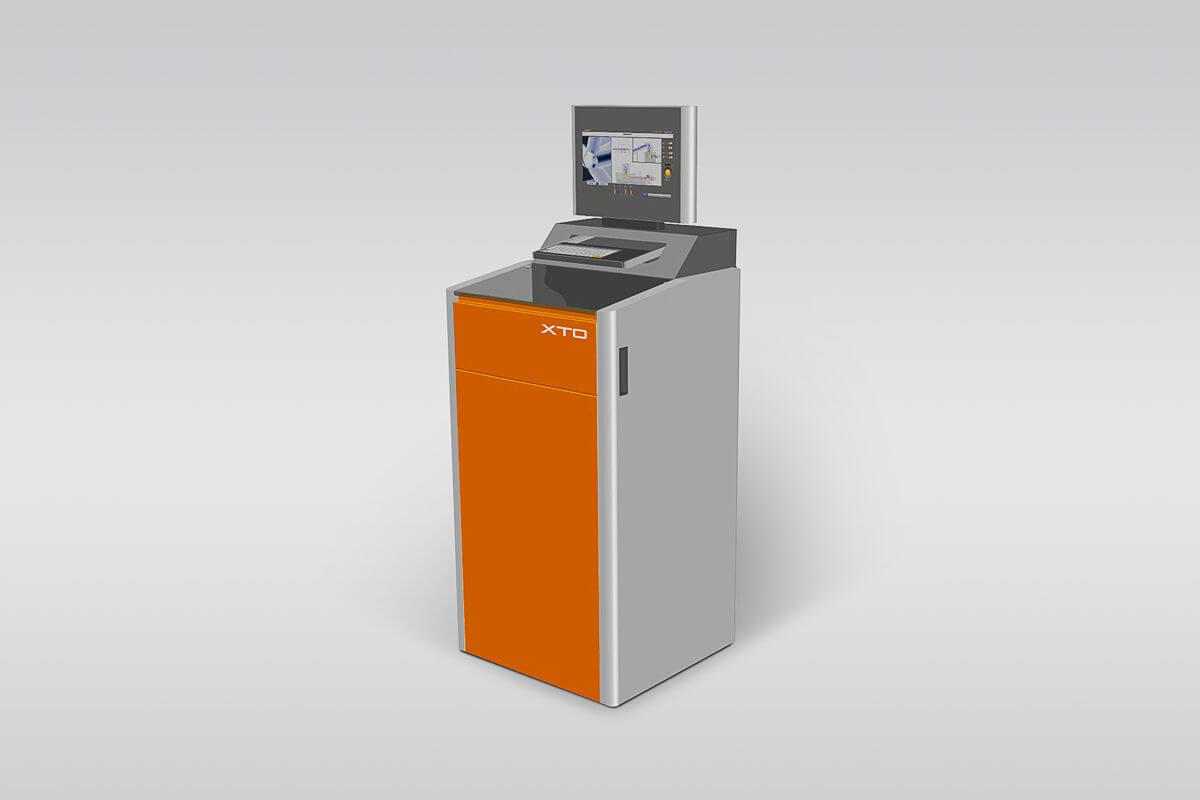 - Maschine für Verbindungstechnik
