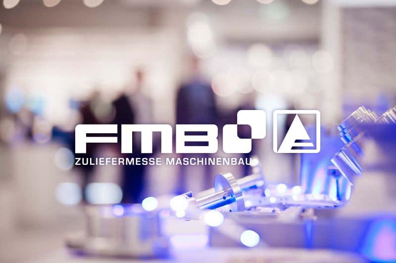 - Messeankündigung für FMB Süd in Augsburg