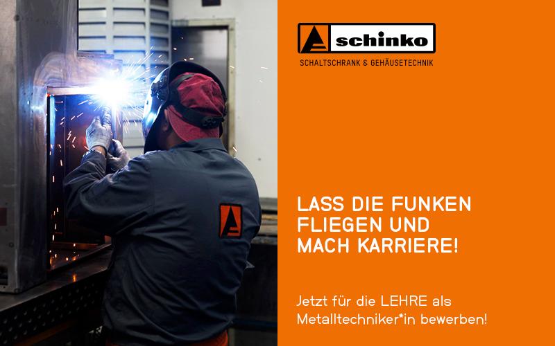 Lehre als Metalltechniker*in