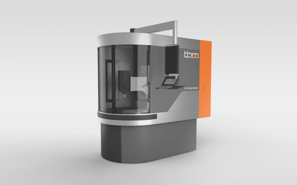 Gesamtsystem für Werkzeugmaschine - Kompakt ausgeführt, komplett geliefert.