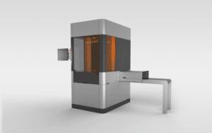 Roboter-Einhausung für Fertigungs- und Montagezellen