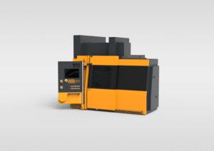 Schleifmaschine für Kurbel- und Nockenwellen