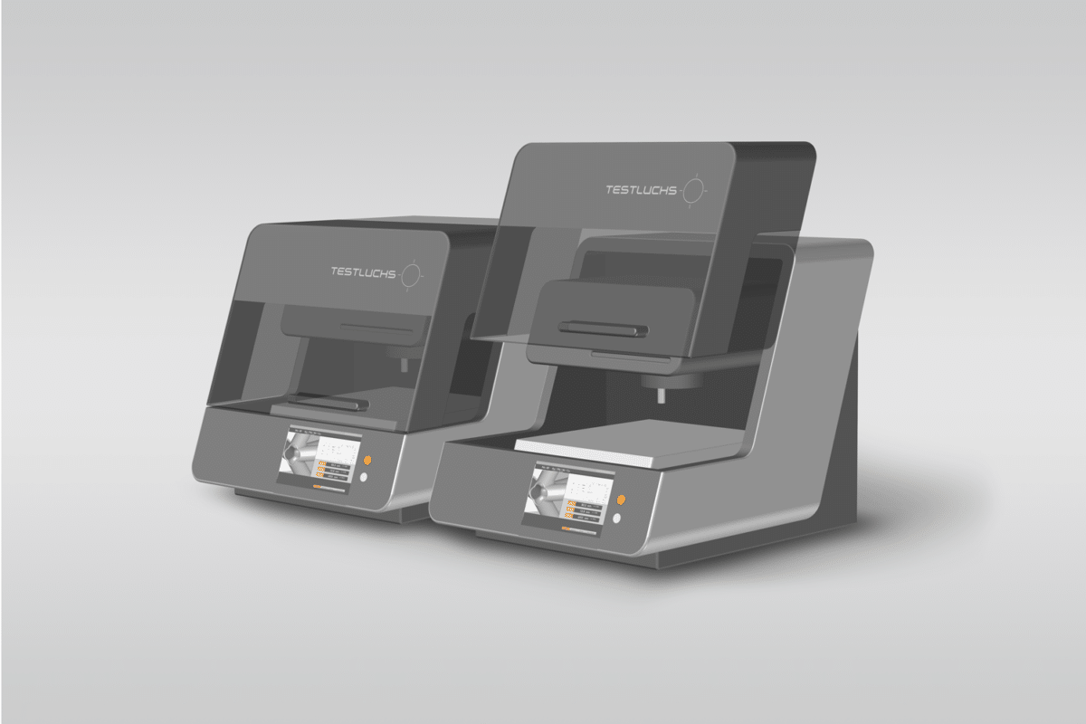 Härteprüfgerät mit bewährter Systemlösung - Flexibles Design, leicht adaptierbar.