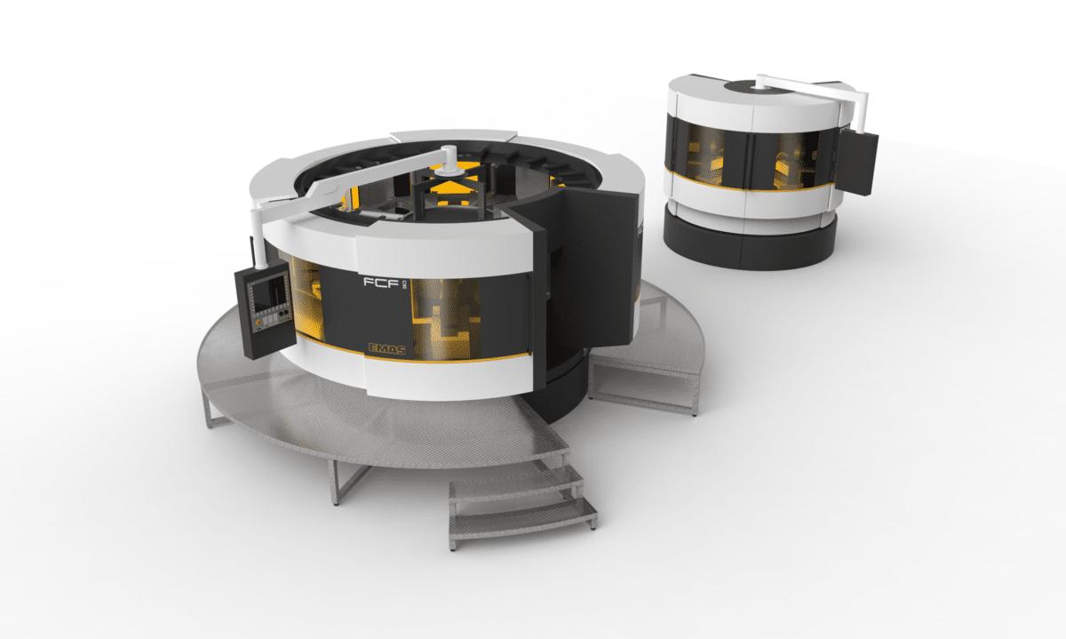 Eine runde Sache - Rundtaktmaschine für den Automotive-Bereich