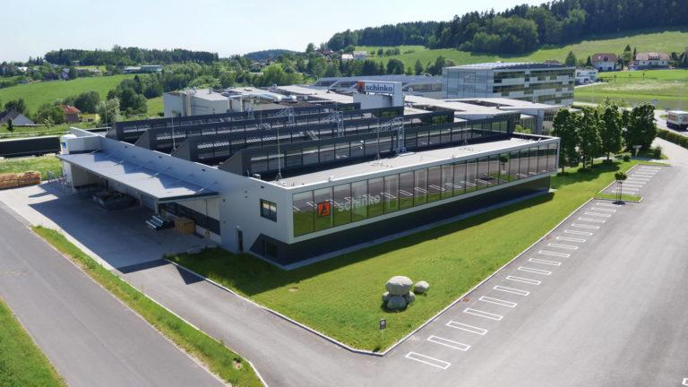 Schinko Firmengebäude