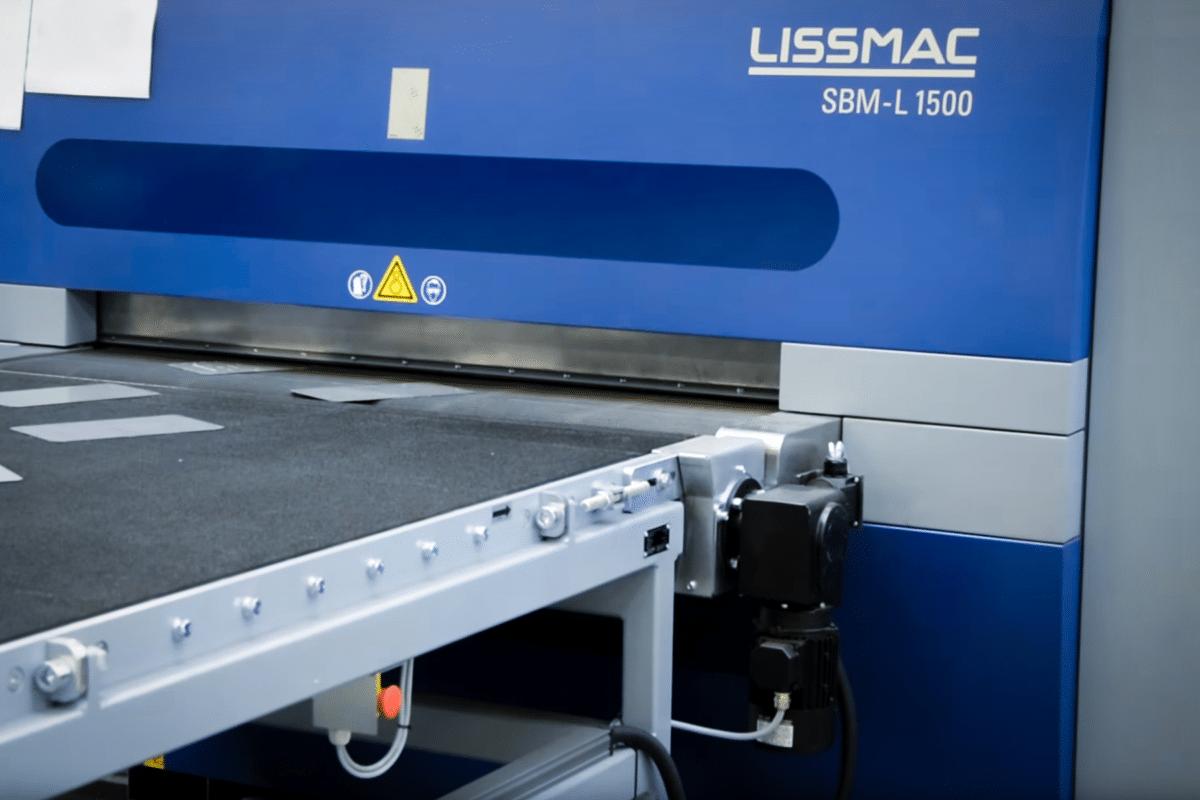 - Bild: LISSMAC Maschinenbau GmbH