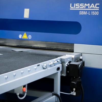 Bild: LISSMAC Maschinenbau GmbH