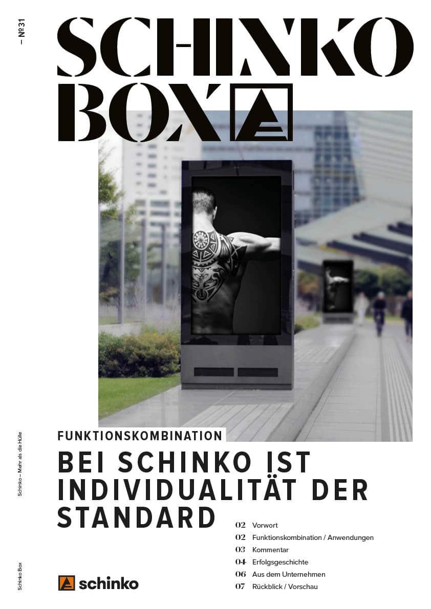 - Schinko Box Nr. 31 Funktionskombination