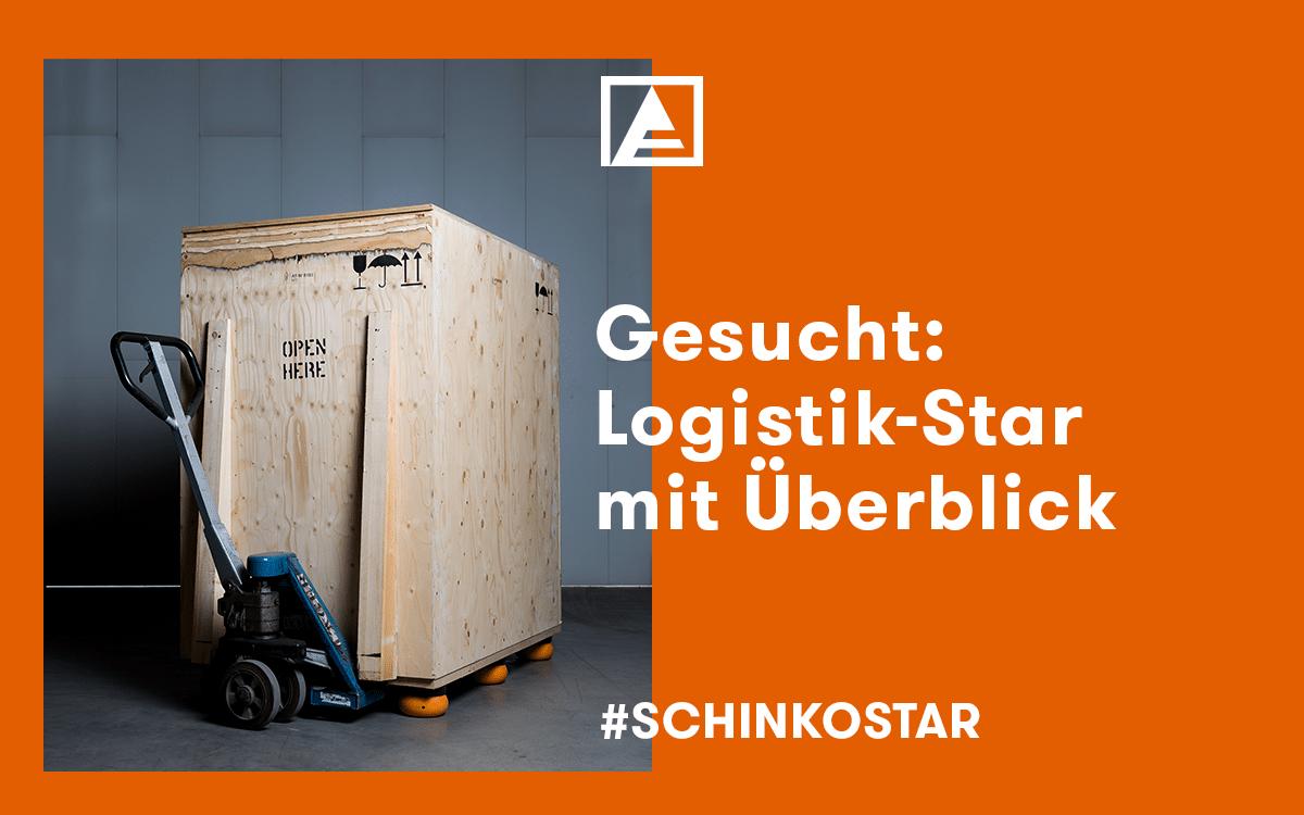 Hilfsarbeiter_in für Logistik