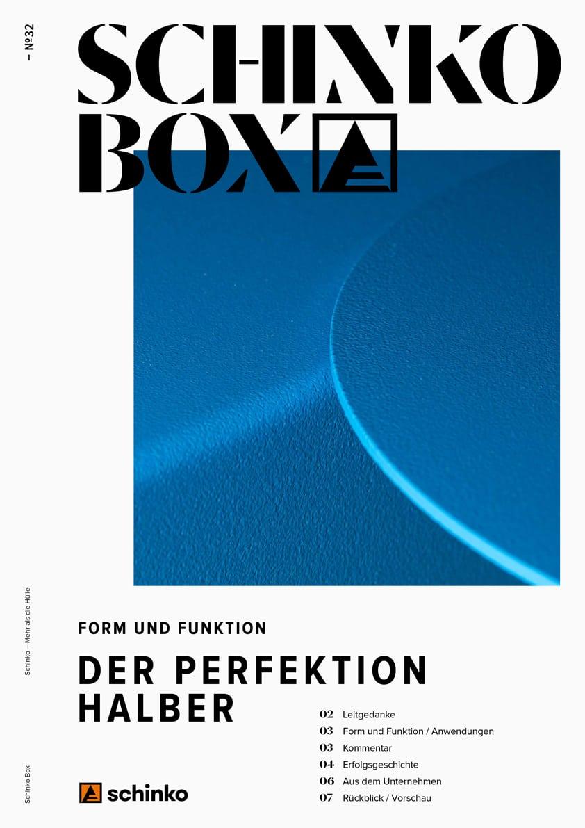 - Schinko Box Nr. 32  Form und Funktion