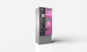 Ticketautomat für Bahnunternehmen