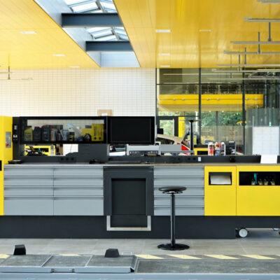 Schinko Workstations ÖAMTC